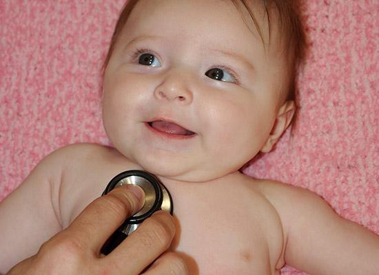 auscultation bronchiolite du nourrisson
