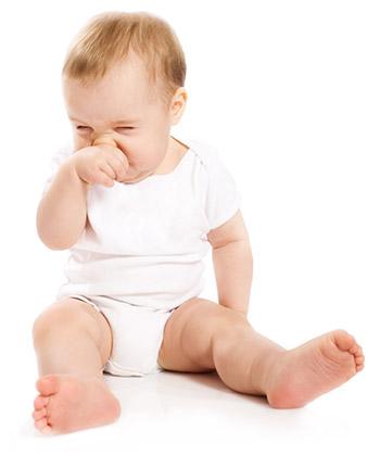 Les symptômes et le traitement de la bronchiolite du nourrisson