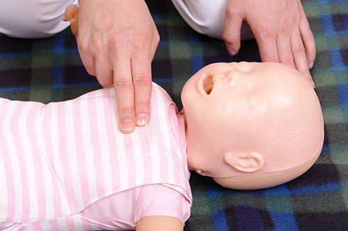 Détresse respiratoire, obstruction des voies aériennes, arrêt cardio respiratoire